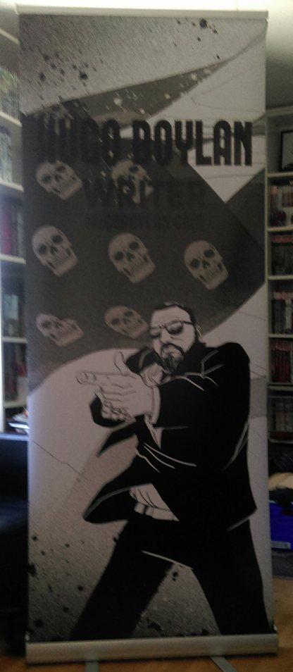 My New Banner! (Please excuse the blurry photo!)