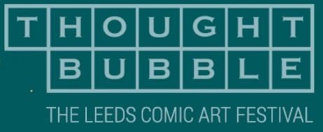 Thought Bubble 2016!