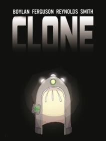 CLONE Cover