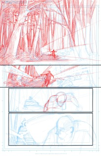 Page 1 Pencilling